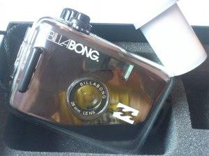 A Waterproof 35MM Film Camera
