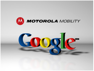 China Gives Go Signal for Google-Motorola Merger